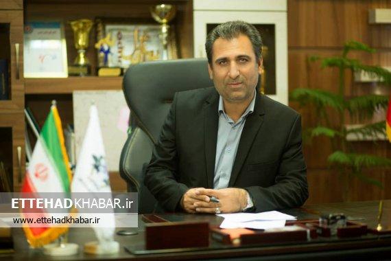 پیام تبریک شهردار برازجان به مناسبت فرا رسیدن سال 99 - اتحاد خبر